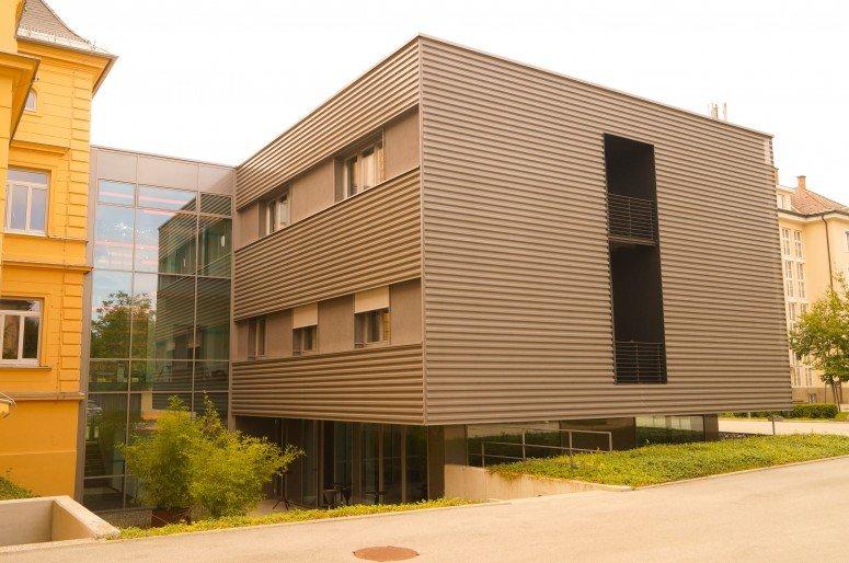 Bürogebäude Landesimmobiliengesellschaft
