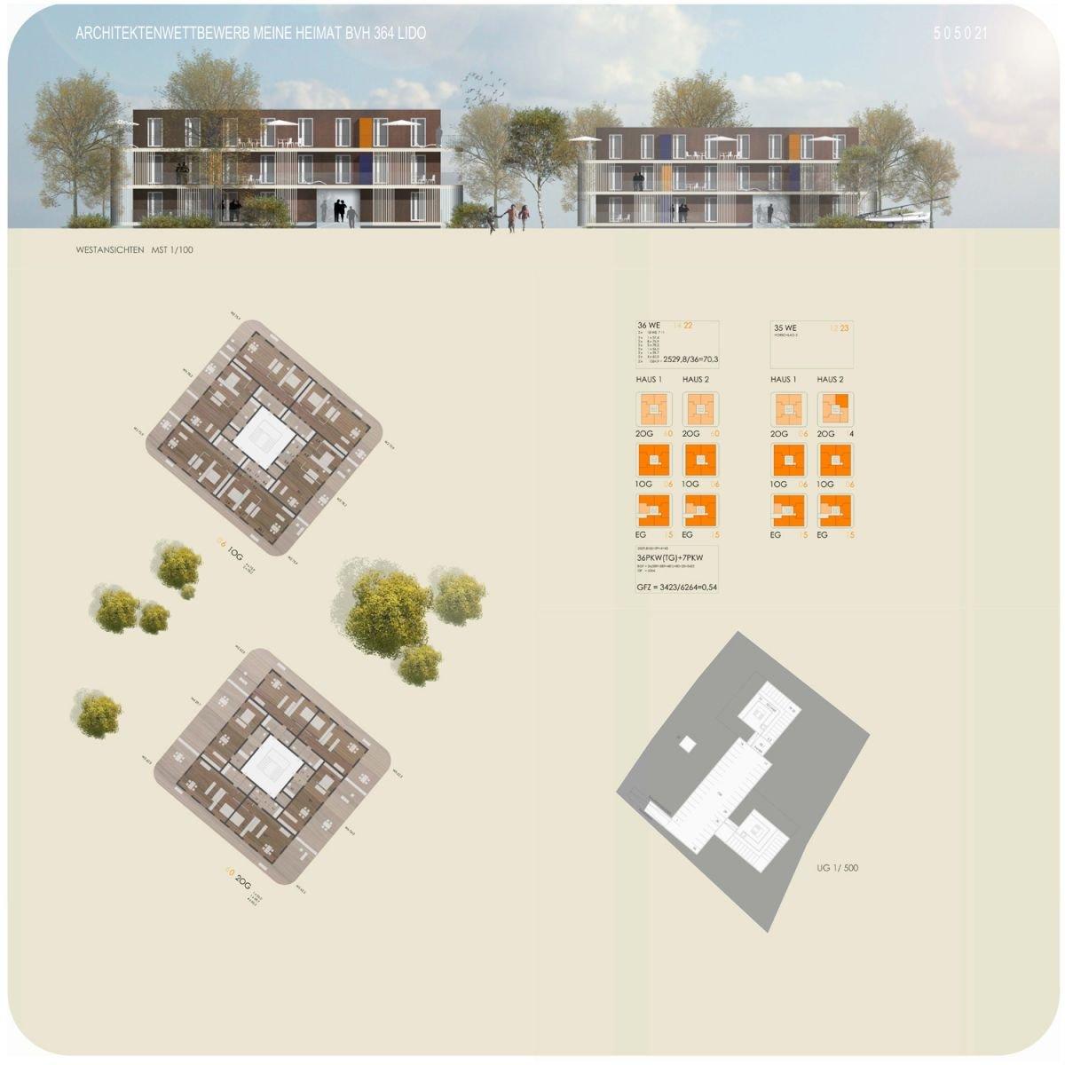 Wohnprojekt LIDO